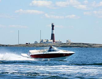 Flertall for fritidsbåter i nasjonalparker