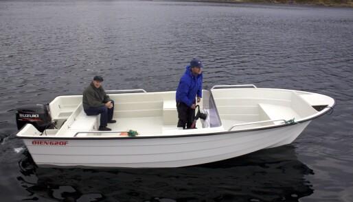 Stort båtsalg på Helgelandskysten
