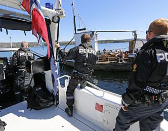 Borgerlige ønsker mer politi på sjøen