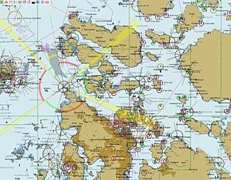 Flere muligheter for kart til OpenCPN