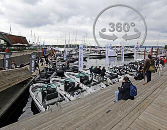 Prøv virtuell tur på Båter i Sjøen