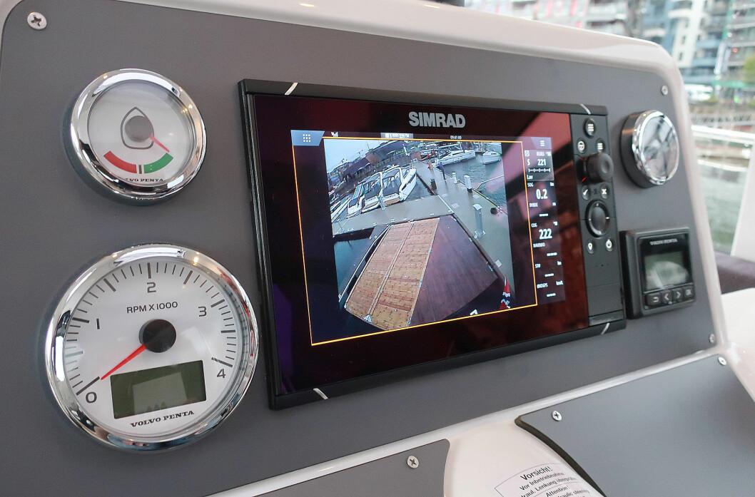 NYTT: Navico med Simrad og B&G lanserer en rekke nyheter. Utstyret kommer nå også på Bavaria-båtene som har vraket Garmin.