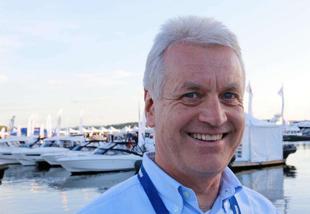EN START: Daglig leder Leif Bergaas i Norboat mener støtteordingen for gamle båter er en god start, men mer må til.