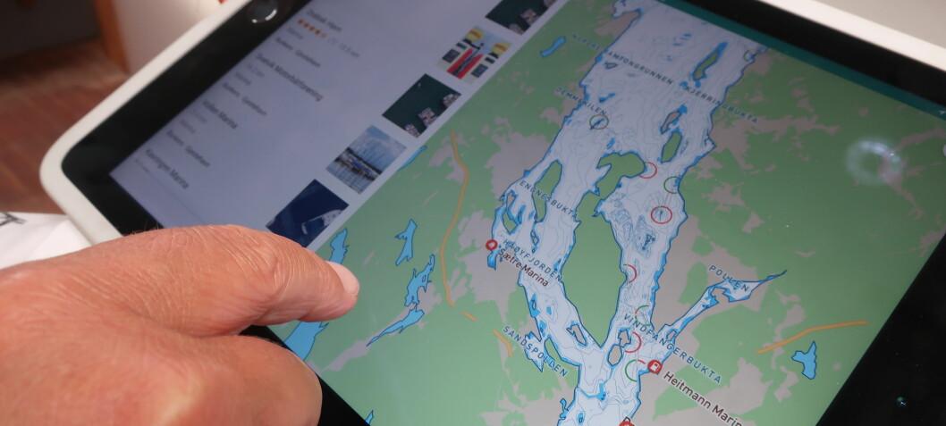 C-Map kjøper Embark