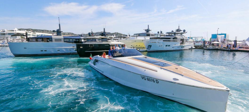 Aktuelle båtmesser i 2018