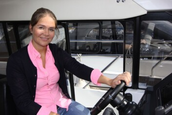 MOTOR: Med Oda til rors blir det satsing på motorbåter med både utenbords- og innenbordsmotor.