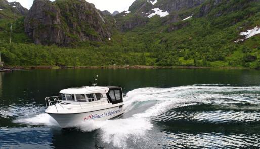 Lanserte nytt båtmagasin