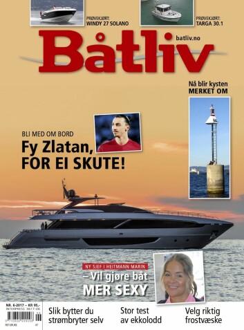 Nytt Båtliv er tilgjengelig digitalt nå.