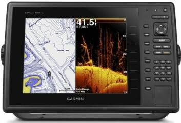 KART: Garmins plottere kan i fremtiden kjøre kart fra Navionics.