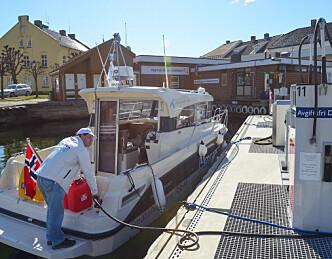 Foreslår å oppheve avgiftsfritak for båtdiesel