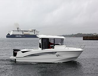 Sporty og rimelig fiskebåt