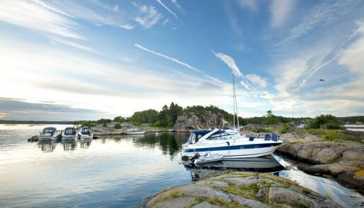 Beste havna i Tønsbergfjorden