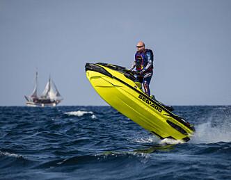 Sea-Doo med vinneroppskrift