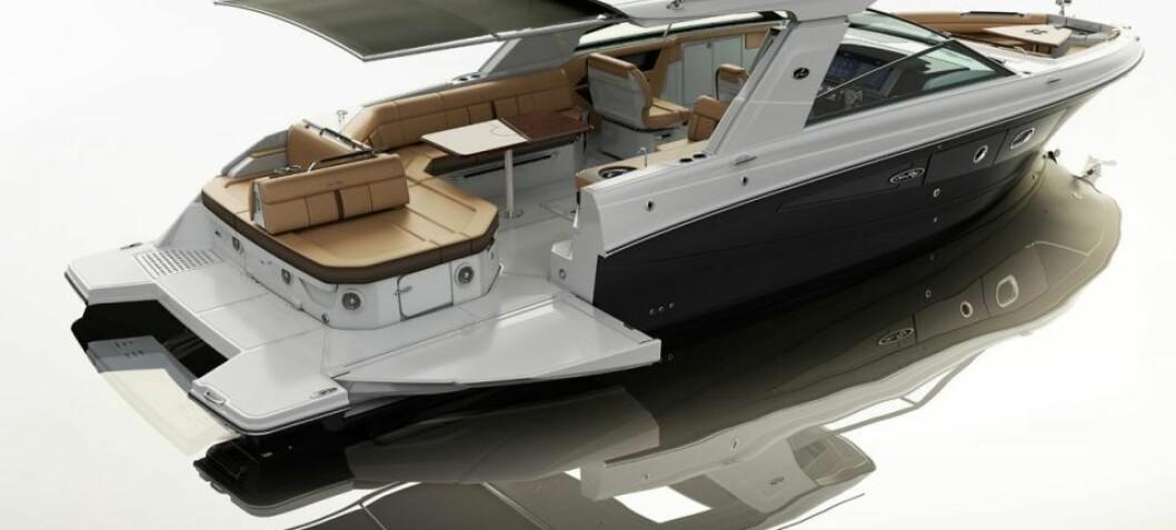Er dette båten som har alt?