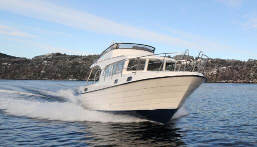 God fart for norsk båtbygger