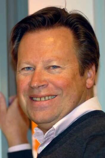 YAMAHA: Salget av utenbordsmotorer var svært bra i 2017. Henrik Thaulow tror det vil flate ut i år.