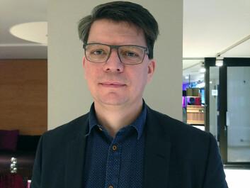 SATSER PÅ NORGE: Gert Toft i forsikringsselskapet Pantaenius gjør det godt i Norge.