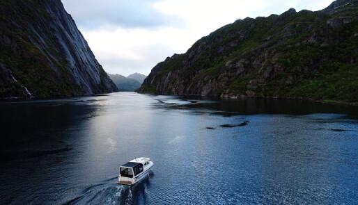 Ujålete vestlandskvalitet i barsk nordnorsk natur