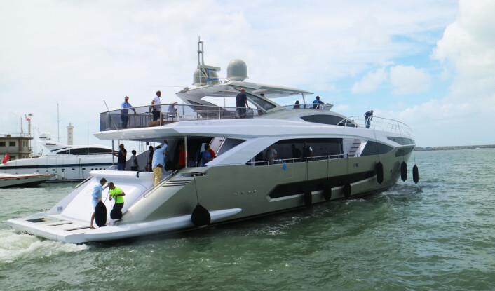 UTSLIPP: Båtlivet vil bli annerledes når det blir tilpasset Parisavtalen. Volvo Penta ser etter nye løsninger.
