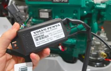 SENDER: Bluetooth-enheten skal være svært enkel å montere.