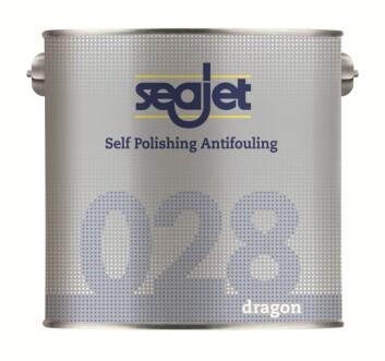 028: Seajets nye bunnstoff er uten kobber og kan brukes på metall.