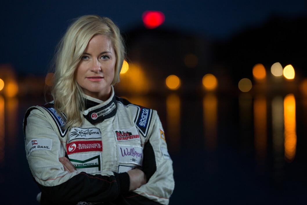 TØFF RACERBÅTKJØRER: I år har Marit Strømøy satt seg som mål å vinne hele VM i F1 H2O.