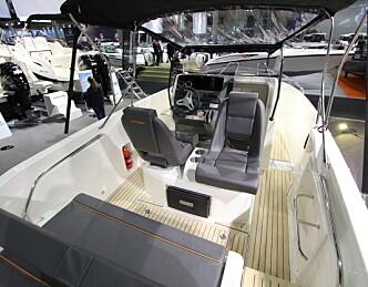Fin familiebåt fra Uttern