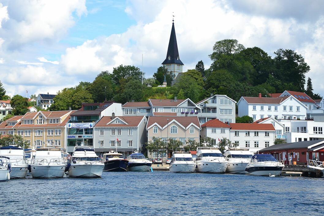 STØRRE: Båter og motorer vokser i størrelse, og bidrar til mer utslipp av klimagasser.