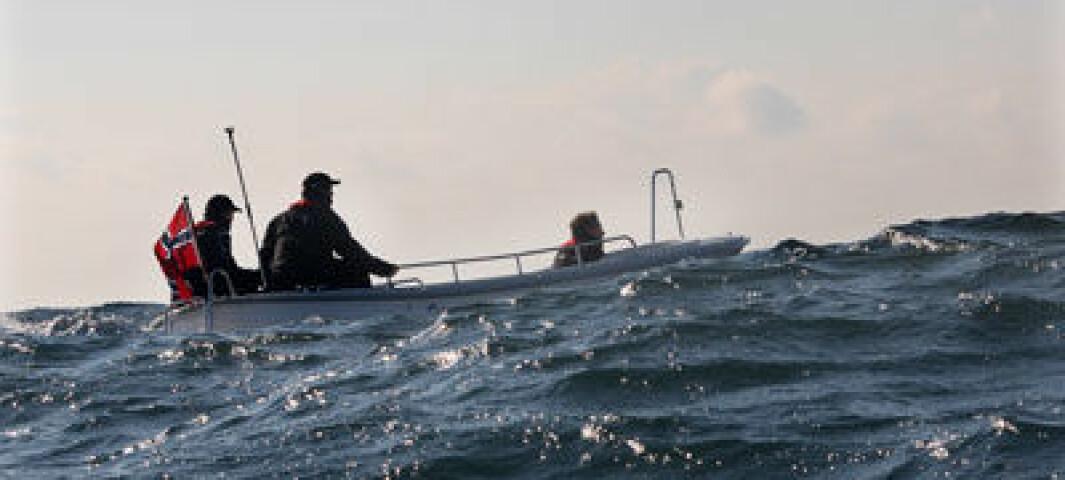 LES OGSÅ: Halvparten har ingen båtkompetanse