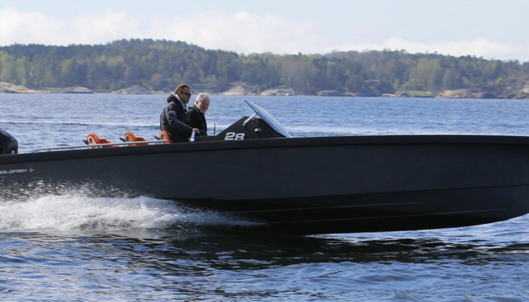 Lær å føre båten av en proff