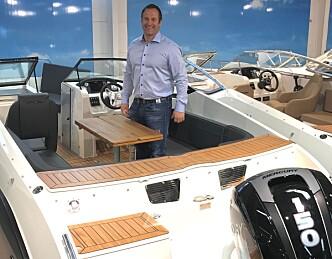 Lokker med rabatt på nye båter