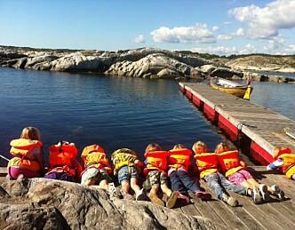 Strandfaste etter avslag fra Sjøfartsdirektoratet