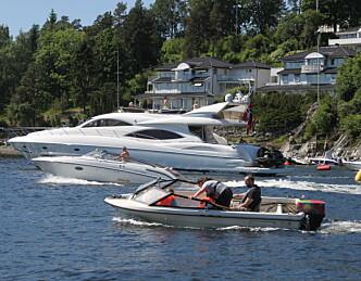 Flere nordmenn vil kjøpe båt