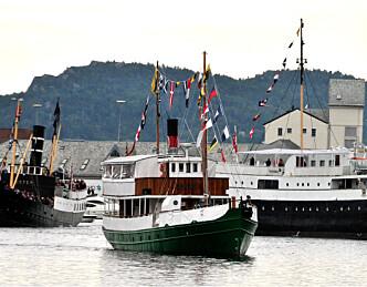 Kystkulturfest i Bergen