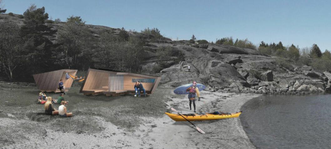Padleled i Vestfold