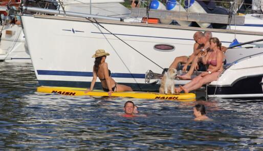 Lørdag er båtlivets dag
