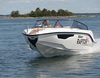Avantgarde-båten gjenoppstår