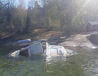 Mener det haster med båtregister