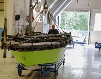 Lar deg bygge din egen båt