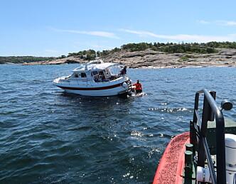 Travel sommer for Redningsselskapet