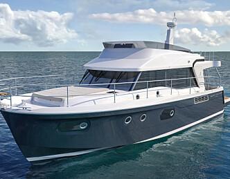 Ny langturbåt fra Beneteau