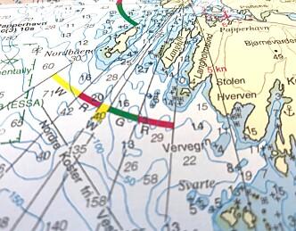 Båtsportkart i nye formater
