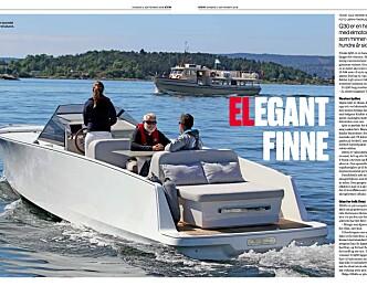 VG Båt i salg onsdag