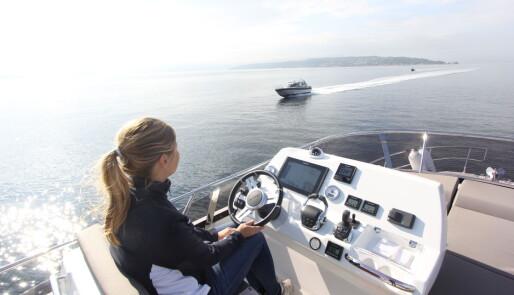 Satser på salg av luksusbåter