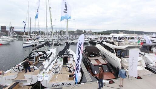 Prisfesten er over i båtmarkedet