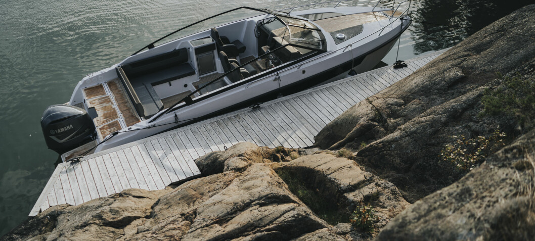 Yamarins nye flaggskip er godkjent for 12 personer