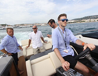 Mange nordmenn i Cannes