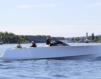 Norboat er på feil kurs
