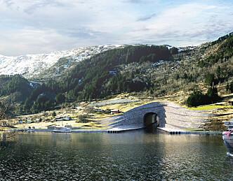 Stad-tunnelen får ikke penger til neste år
