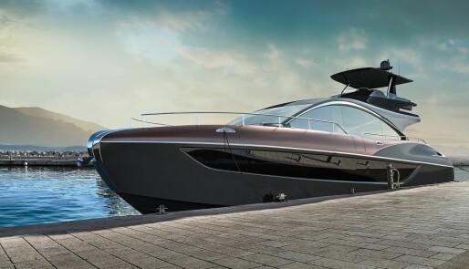 Lexus vil realisere drømmer med nytt flaggskip